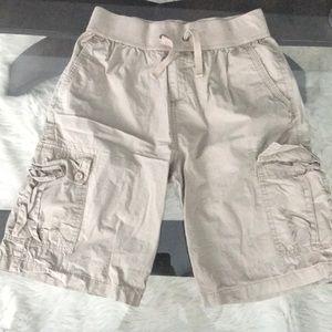 Lucky Brand Tan Cargo Shorts